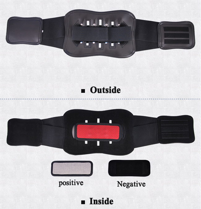 waist belt for back pain