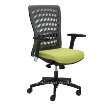 Medium Back Swivel Office Bungee Chair for Staff (HF-BSM001)