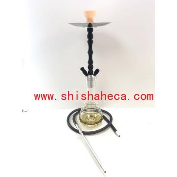 Grande qualité en gros Nargile en aluminium fumant le tuyau Shisha narguilé