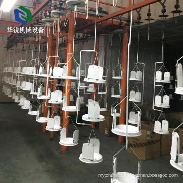 High Efficient Recycling Aluminum Powder Coating Line