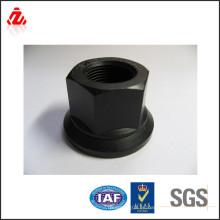 Tuerca de brida hexagonal de alta calidad / DIN6923, JIS1190