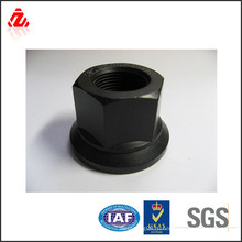 Гайка шестигранного фланца высокого качества / DIN6923, JIS1190