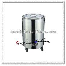 Barriles de acero inoxidable K590 en venta