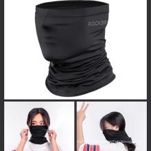 Ice Silk Turban Summer Sunscreen Face Mask Towel Bib Cover Magic Turban Men and Women Breathable Riding Equipment