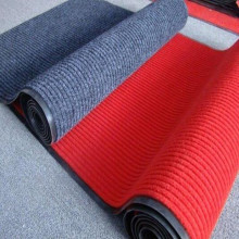 Polyester Composite Door Mat Carpet Fabric