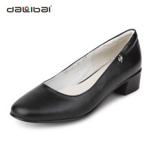 fashion sex high heel cheap leather women loafer manufacturers