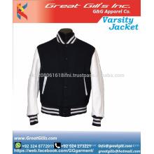 Winter Custom Baseball Varsity Jacke / Stickerei College Jacke
