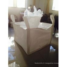 Sacs Jumbo pour emballage de soude caustique