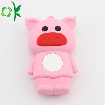 Cute Pink Pig Powerbank Case Iphone Case Powerbank