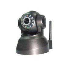 "Customized 1/5"" Color Cmos Sensor Wireless Network Security Surveillance Ip Dome Camera"