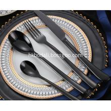 Stainless Steel Flatware Set for Hotel Restaurant Home