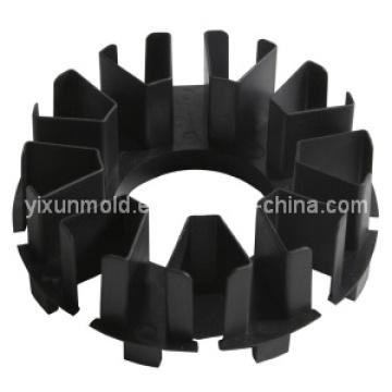 Molde de injeção de tampa de isolador de plástico