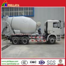 14cbm / 15cbm / 16 Cbm-Betonmischer-Tanker-halb Anhänger-LKW