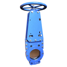 Wafer Type Knife Gate Valve, Non Rising Stem.