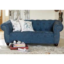 Sofá de tapicería 100% poliéster Gamuza para cubiertas de muebles