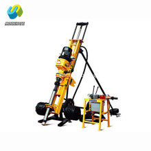 Rotary Borehole Water Well Rig Drill Machine Portable