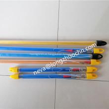 Kit de puxadores de cabo de fibra de vidro Fish Push Kit