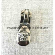 Tamanho grande de alta qualidade Slider personalizar para Metal Zipper