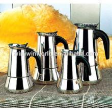 Mini fabricante de café al por mayor turco caliente del acero inoxidable