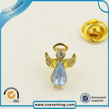 Factory Price Custom Metal Die Casting Eagle Enamel Lapel Pin