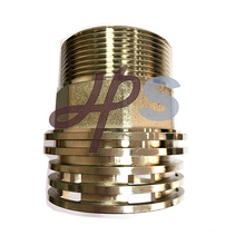 high quality brass threaded PPR insert for PPR fitting