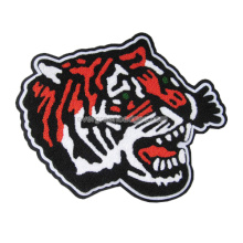 Custom Tiger Head Chenille Patches for Jacket