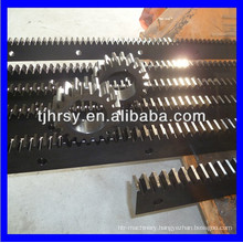 Customized gear rack factory