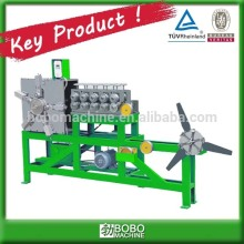 Flexible steel conduit making machine