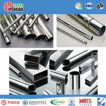 China Welded Square&Rectangular Stainless Steel Pipe