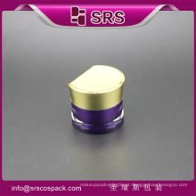 30g acrílico cosméticos frasco creme vazio para cuidados com a pele