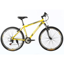 "Barato 24 ""/ 26"" Steel Mountain Bike 18sp Bicicleta De Montañ a (FP-MTB-ST046)"