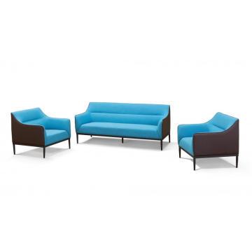 Sofá moderno e sofá de escritório cadeira de lazer para escritório