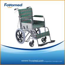 Gran calidad y precio Tipo de acero de silla de ruedas (FYR1103)
