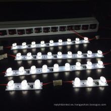La luz de módulo LED de borde de inyección de la solución de iluminación más versátil y práctica personalizable