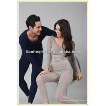 Sous-vêtements de sport sans soudure pour hommes, design de mode tricot long johns