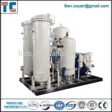 Máquina de Nitrogênio de Gás PSA para Vulcanização de Borracha