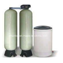 Chunke PLC Control 20-30m/H Salt Water Softener for RO System