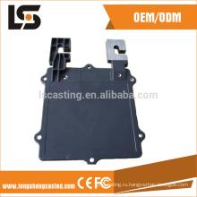 Алюминиевые части заливки формы для машинного оборудования и железнодорожных