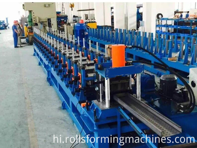 Scaffolding Ladder Plank Machine