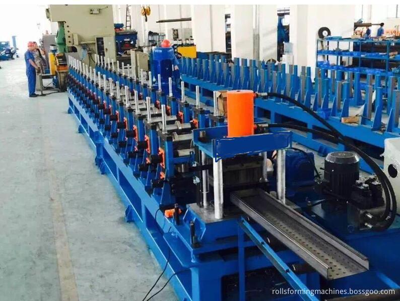 Scaffolding Ladder Plank Machine