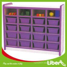 Étagère en plastique pour enfants LE.SJ.042