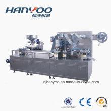 Machine de conditionnement automatique de boursouflure de type plat de GMP