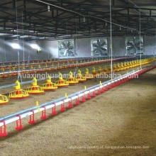 Sistema automático de alimentação de frangos