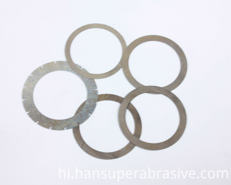 Nickel Bond Electroform Dicing Blades