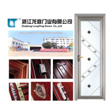 Factory Price Aluminum Decorative Bathroom T Doors