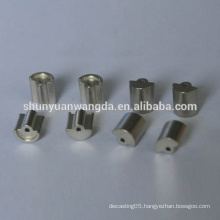 precision tungsten die cast parts