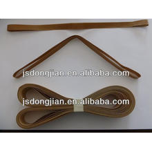 Exporter des ceintures supérieures résistantes à la chaleur ptfe sans soudure
