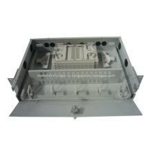 48-портовый ящик типа Волоконно-оптический патч-панель