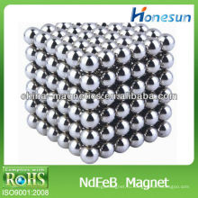 D10MM постоянные неодимовые магниты с никель