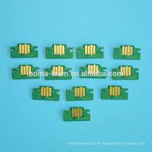 12 farben tinte tank chip Für canon PFI-106 patrone chip